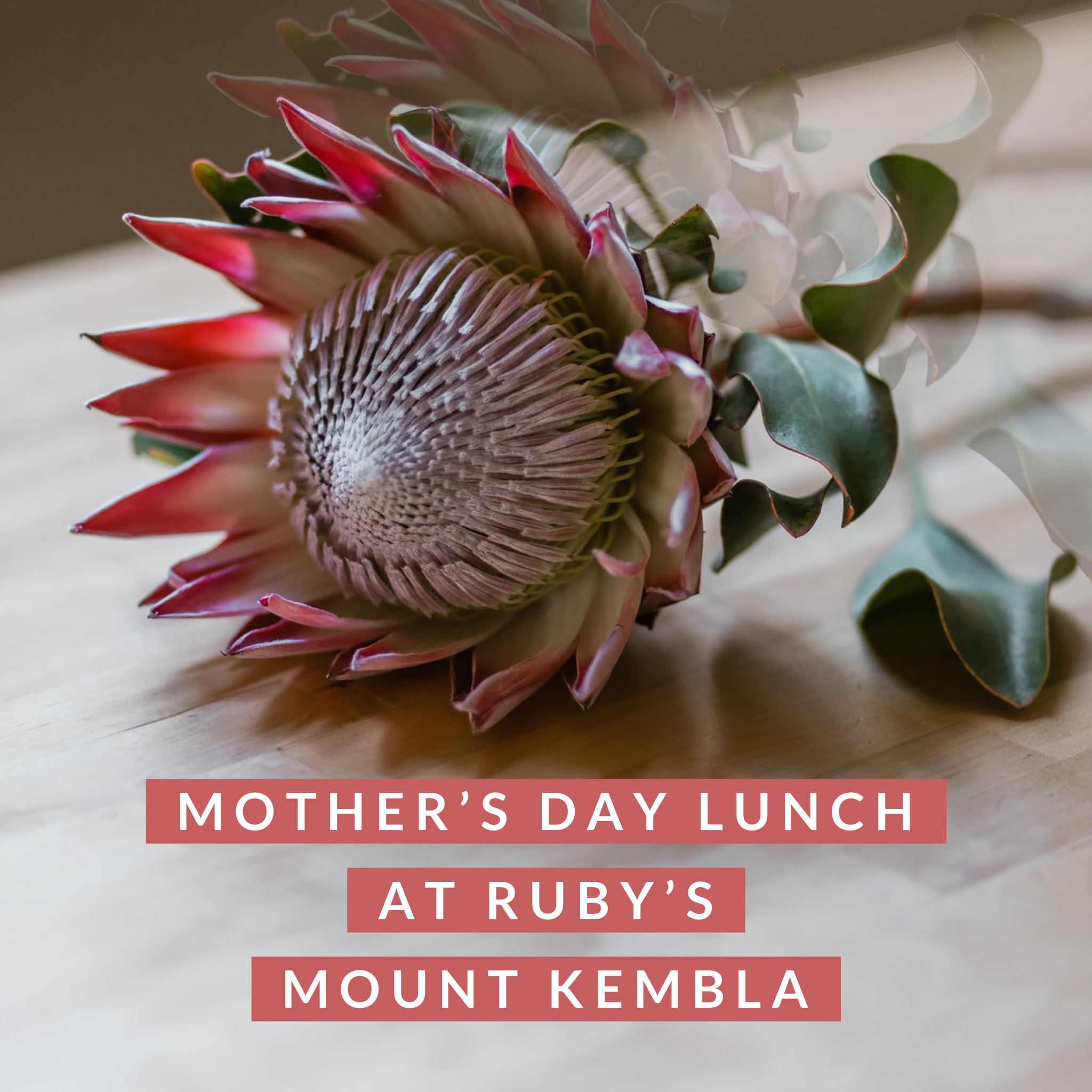 Ruby's Mothers day